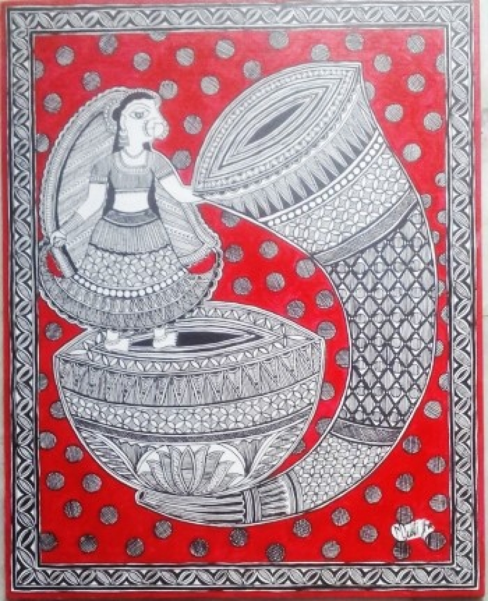 Buy And Sell Your Handmade Items Paintings Madhubani Art Sculpture